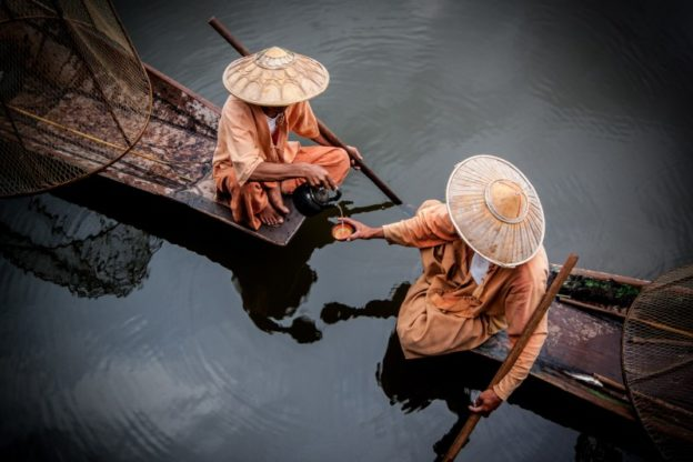 Lakeprod Blog Concours Photo Inle Lake Tea